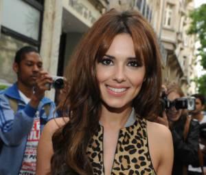Cheryl Cole, un vrai canon à Paris