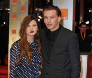 Bonnie Wright et Jamie Campbell Bower s'étaient rencontrés sur le tournage d'Harry Potter
