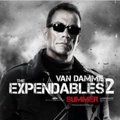 """Expendables 2 : Jean-Claude Van Damme et """"les yeux dans les fesses"""" de Stallone !"""