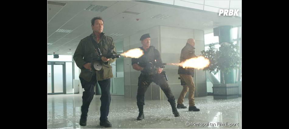 The Expendables 2 s'annonce explosif !
