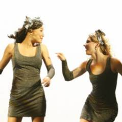 Glee saison 4 : de l'eau dans le gaz pour Santana et Brittany ? (SPOILER)