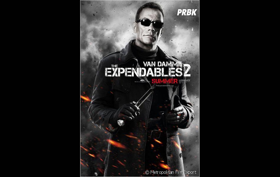 Jean-Claude Van Damme sera bientôt à l'affiche de The Expendables 2