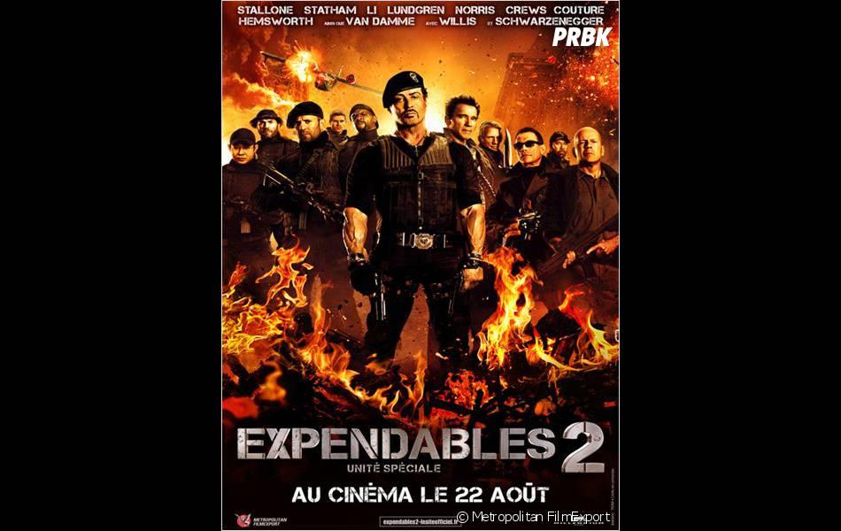 Expendables 2 en salles le 22 août 2012