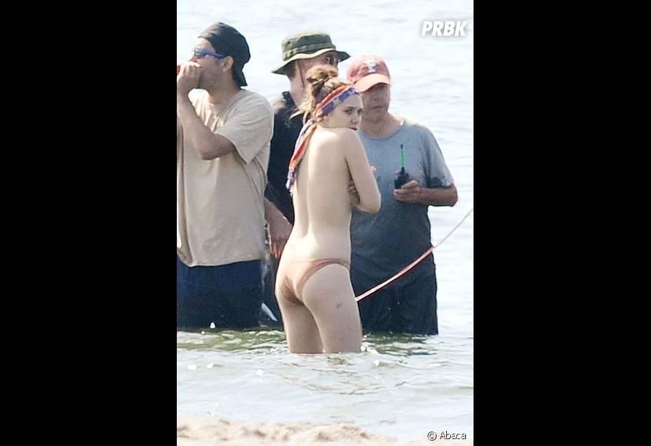 Elizabeth Olsen ne kiffe pas les paparazzis