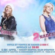 Secret Story 6 SONDAGE : Emilie ou Nadège, laquelle doit quitter la Maison des Secrets ?