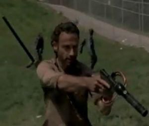 Nouvelle bande annonce spéciale Comic Con de Walking Dead saison 3