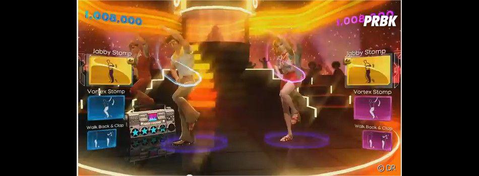 Jouez la en mode disco sur Kinect avec Dance central 3