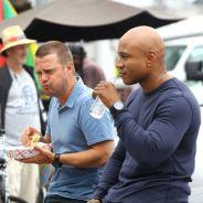 NCIS Los Angeles saison 4 : Chris O'Donnell et LL Cool J au boulot ! (PHOTOS)