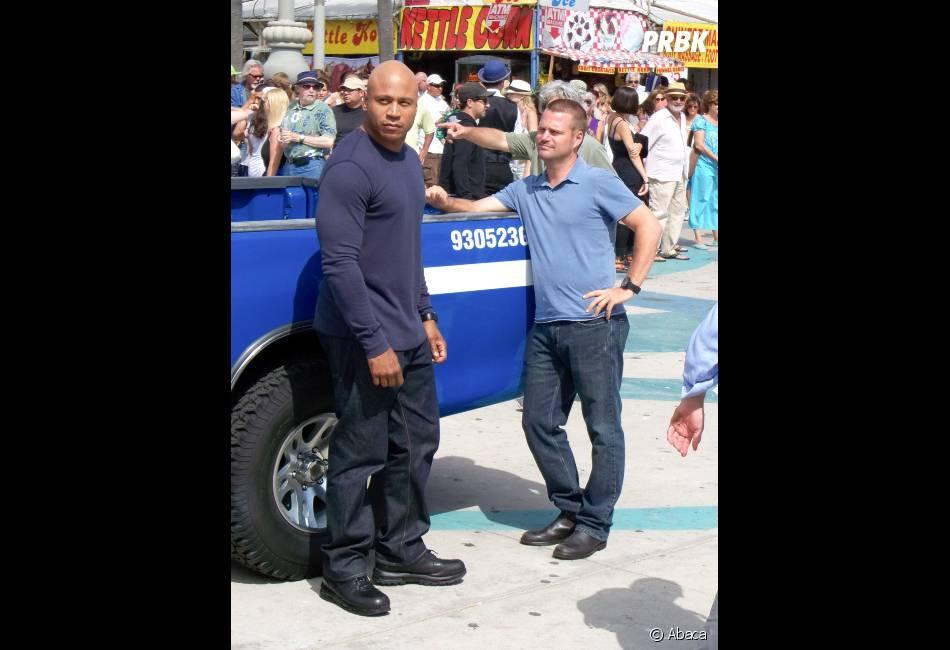 NCIS Los Angeles déchaine les foules !