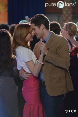Enfin le mariage de Will et Emma dans Glee ?