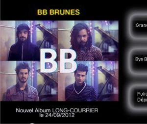4 nouveaux extraits du prochain album de BB Brunes