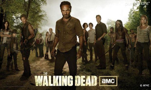 Nouvelle photo promo pour la saison 3 de Walking Dead
