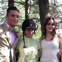 Gossip Girl saison 6 : balade romantique à cheval pour Chuck et Blair ? (SPOILER)