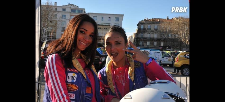 Cindy Fabre et Valérie Bègue sont toutes les deux enceintes