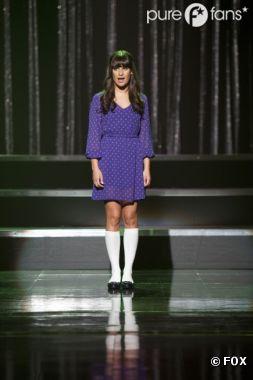 Rachel rend visite à des danseuses étoile dans Glee !