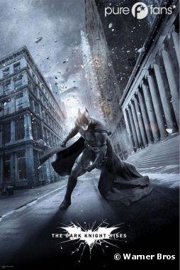 The Dark Knight Rises chute au box-office US
