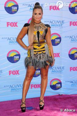 Demi Lovato à l'honneur dans la saison 4 de Glee !