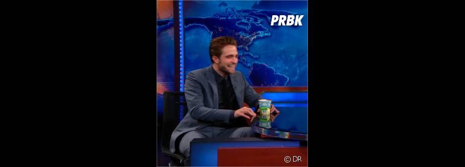Robert Pattinson au top !