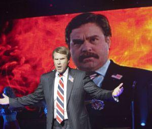 Will Ferrell et Zach Galifianakis face à face dans Moi, député