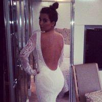 Kim Kardashian : sa nouvelle photo sexy relance les rumeurs de mariage (PHOTO)