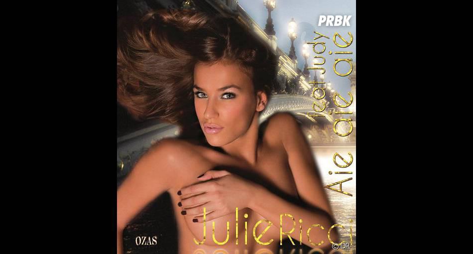 Julie Ricci s'était essayé à la mode et à la musique avant de se lancer à la télévision !