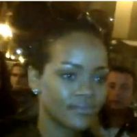 Rihanna à Gare du Nord : bousculée, elle insulte les Français (VIDEOS)