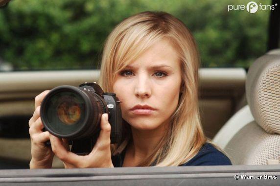 """Le film """"Veronica Mars"""" est dans le viseur de Kristen Bell"""