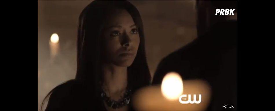 Bonnie prête à tout pour sauver Elena ?