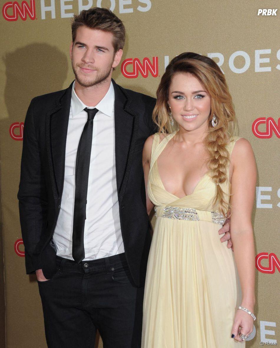 Miley Cyrus a rompu plusieurs fois avec Liam Hemsworth
