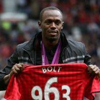Usain Bolt sur le point de réaliser son rêve avec Manchester United ?