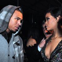 Rihanna et Chris Brown : leur bisou provoque la colère de certains fans sur Twitter