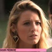 Gossip Girl saison 6 : baisers enflammés et grosses gifles sur la nouvelle promo ! (VIDEO)