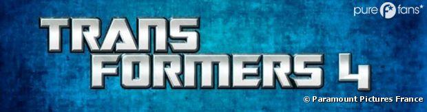 Voici le 1er Logo de Transformers 4