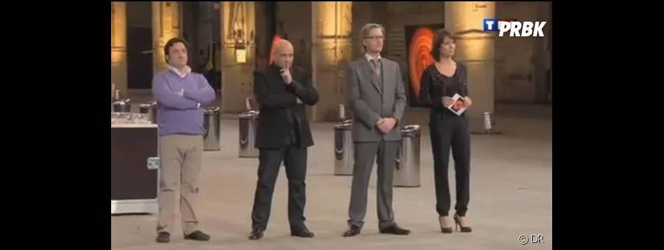 Le jury de Masterchef met les candidats sous pression !