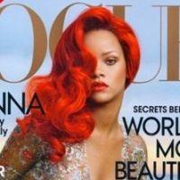 Rihanna : nouvelle couv' sexy en préparation pour Vogue !