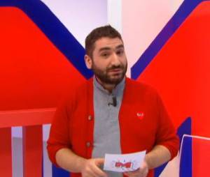 Mouloud répond à Jean-Marie Le Pen pendant le Grand Journal