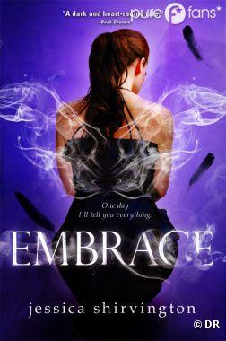 Le roman Embrace va se décliner en série tv