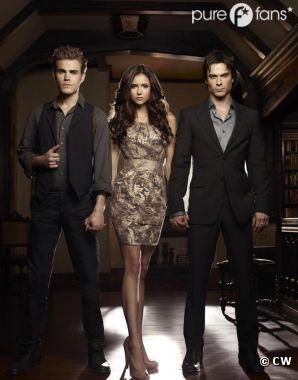 Elena toujours partagée entre Damon et Stefan dans la saison 4 de Vampire Diaries