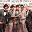 One Direction encore au top pour son deuxième album !