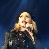 """Madonna : Obama, un """"musulman noir"""" ? Nouveau dérapage sur scène ! (VIDEO)"""