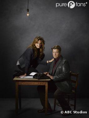 Castle et Beckett au lit toute l'année ?