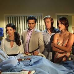 90210 saison 5 : au chevet de Dixon dans l'épisode 1 ! (PHOTOS)