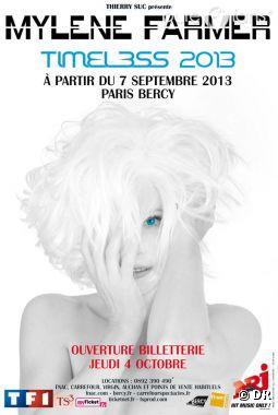 La tournée Timeless 2013 s'annonce déjà exceptionnelle !