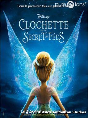 Clochette et le secret des fées sort le 10 octobre au cinéma