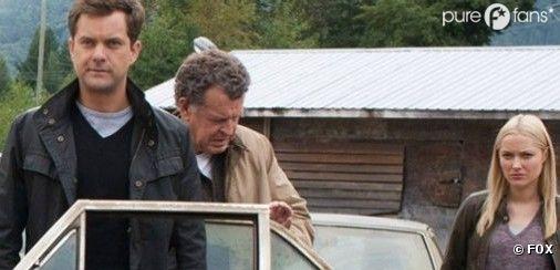 Peter et Walter font faire une étrange découverte