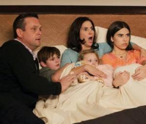 La famille Weaver est appeurée. Peut-être a-t-elle regardé sa série ?