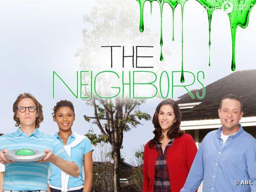 The Neighbors est diffusée tous les mercredis