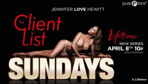 Jennifer Love Hewitt va faire monter la température sur TF1