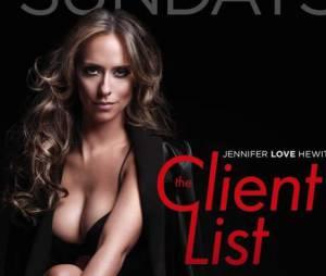 Jennifer Love Hewitt très sexy dans The Client List