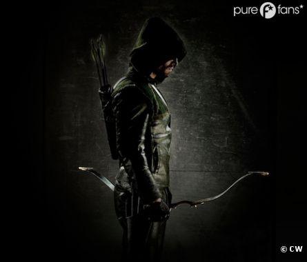"""Arrow est tiré du comics du même nom et n'a rien à voir avec """"oeil-de-faucon"""""""